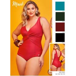 Maio Plus Size Com Bojo Sol E Agua Ref. 9927003