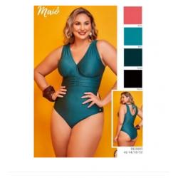 Maio Com Bojo Plus Size Sol E Agua Ref 9929003