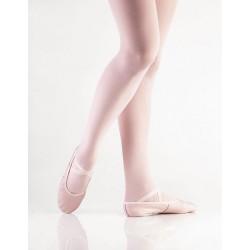 Meia Calça De Ballet Ginastica Jazz Ioga Com Pé